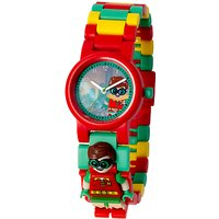 LEGO Batman 8020868 Robin Minifigure Link Watch