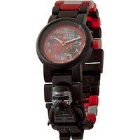 lego 8020998 star wars kylo ren watch