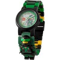 lego ninjago 8021100 lloyd minifigure link watch