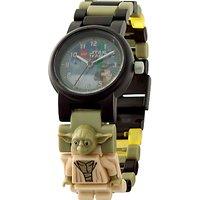 lego 8021032 star wars yoda watch