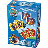 Paw Patrol Memo Matching Game