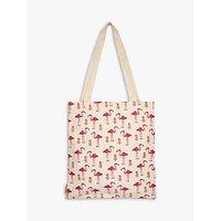 Fenella Smith Flamingo and Pineapple Tote Bag