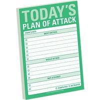 Knock Knock Plan Of Attack Stickies