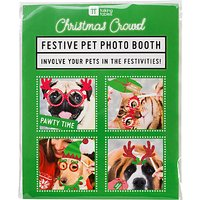 Talking Tables Christmas Pet Photo Booth Kit