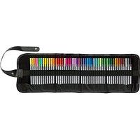 Staedtler Triplus Coloured Fineliner Pens, Pack of 48