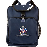 Swanbourne House School Backpack, Navy
