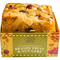 Cottage Delight Brandy, Fruit & Nut Cake, 500g