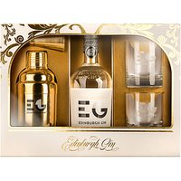 Edinburgh Gin Winter Palace Cocktail Set, 70cl