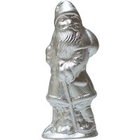 The Fine Confectionery Company Small Foiled Santa, Silver, 250g