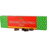 Happy Jackson Cracking Christmas Chocolate Selection, 200g