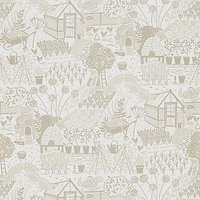 Sanderson Home The Allotment Wallpaper