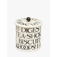 Emma Bridgewater Knives & Forks Biscuit Barrel