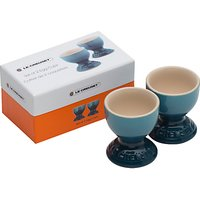 NEW Le Creuset Egg Cups, Set of 2, Marine