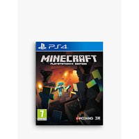 Minecraft, PS4