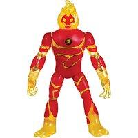Ben 10 Deluxe Power Up Heatblast Action Figure