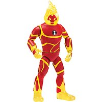 Ben 10 Super Deluxe Heatblast Action Figure