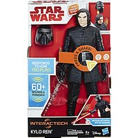 Star Wars Interactech Kylo Ren Action Figure