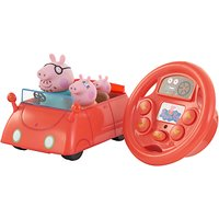 Peppa Pig Drive And Steer Toy
