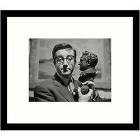 Getty Images Gallery - Sellers Bust 1958 Framed Print, 57 x 49cm