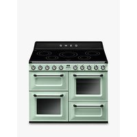 Smeg TR4110IPG Victoria Range Cooker with Induction Hob