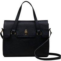 Tula Originals Leather Medium Grab Flapover Bag