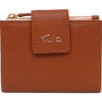 Tula Originals Leather Small Zip Top Purse