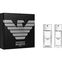 Emporio Armani Diamonds for Men 50ml Eau de Toilette Fragrance Gift Set