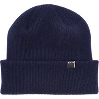 Barbour Land Rover Defender Beanie Hat, One Size, Navy