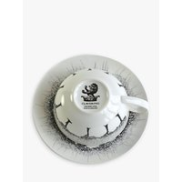 Clavering Harthorne Cup & Saucer, White