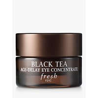 Fresh Black Tea Age-Delay Eye Concentrate, 15ml