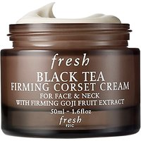 Fresh Black Tea Firming Corset Cream, 50ml