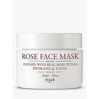 Fresh Rose Face Mask To Go, 30ml