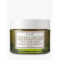 Fresh Vitamin Nectar Vibrancy-Boosting Face Mask To Go, 30ml