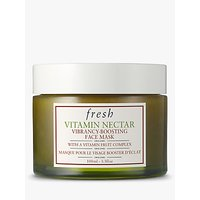 Fresh Vitamin Nectar Vibrancy-Boosting Face Mask, 100ml