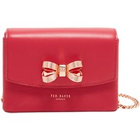 Ted Baker Leorr Bow Leather Mini Cross Body Bag