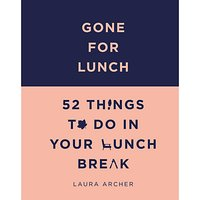 Laura Archer Gone For Lunch Book