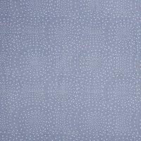 Dashwood Studio Swallows In The Sky Print Fabric, Navy