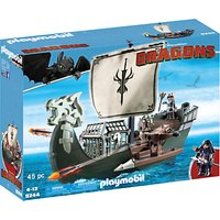 Playmobil Dragons Floating Drago's Ship Play Set