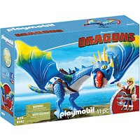 Playmobil Dragons Astrid And Stormfly