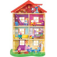 Peppa Pigs Lights & Sounds Family Home