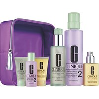 Clinique Great Skin Home & Away Skincare Gift Set
