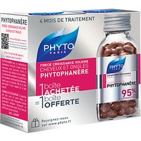 Phyto Phytophanere Dietary Supplement, 2 x 120 capsules