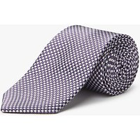 Chester by Chester Barrie Square Check Silk Tie