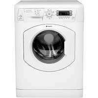 Hotpoint WDD 750P Freestanding Washer Dryer, 7kg Wash/5kg Dry Load, A Energy Rating, 1400rpm Spin, White