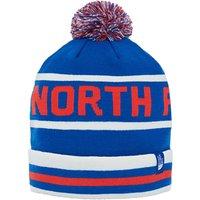 The North Face Ski Tuke V Beanie Hat, One Size, Blue/Red/White