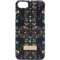 Ted Baker Kulie Unity Flag iPhone Case, Black