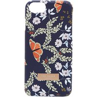 Ted Baker Rakisha Kyoto Gardens iPhone Case, Blue/Multi