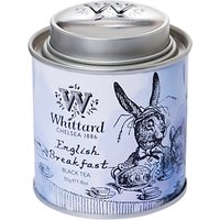 Whittard Alice English Breakfast Tea Caddy, 40g