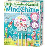 Make Your Own Magic Transfer Mermaid Wind Chime
