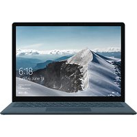 Microsoft Surface Laptop, Intel Core i5, 8GB RAM, 256GB SSD, 13.5 PixelSense Display